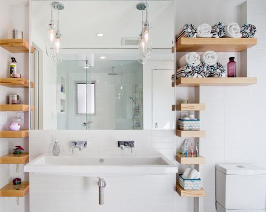 extinderea spatiului din baie