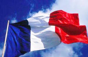 interpretare culori drapel Franta