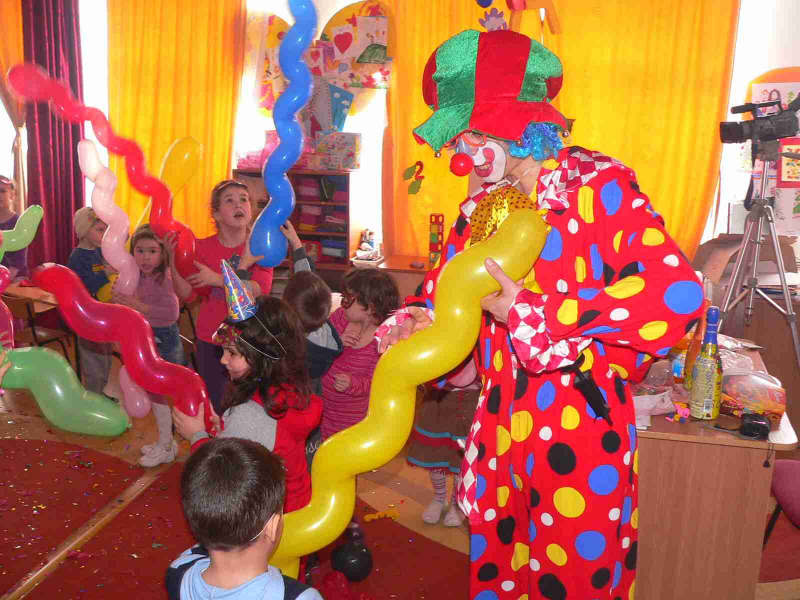 petreceri magice