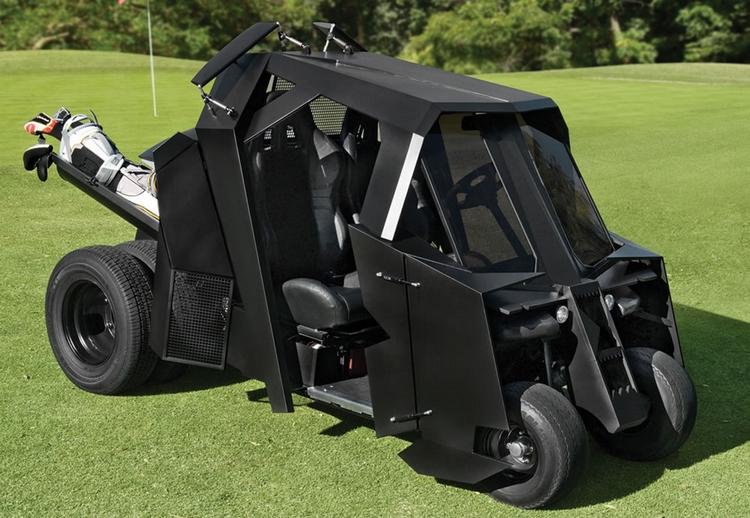 Gotham Golfcart