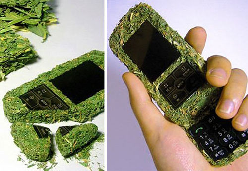 Telefoane biodegradabile